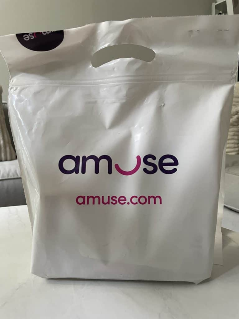 Amuse Cannabis Delivery Review